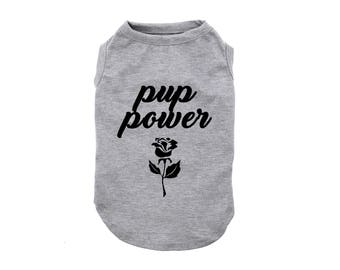 dog shirt - dog tee - dog top - clothes for dogs - dog clothing - pet clothing - dog clothes - pet apparel - puppy shirt - puppy clothes