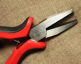 Flat Metal steel 12.5 cm - 4558550026576 1pc - claw clasp