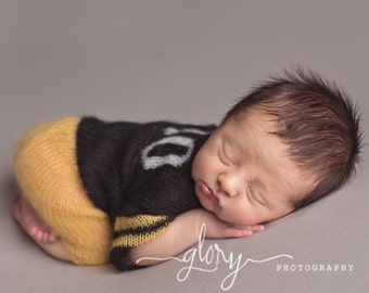 football jersey, newborn football jersey, football shirt, photo prop, baby boy, infant boy, newborn boy, football outfit, football prop