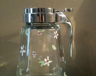 Daisy Syrup Dispenser