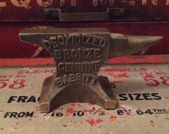Vintage Mini Anvil