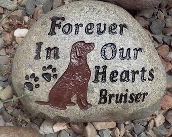 pet memorial stone,Dog headstone,dog memorials,Pet Id's,Engraved Stones,Pet Decals,Custom Engraved Pet Memorial,Dog Cat Pet Loss