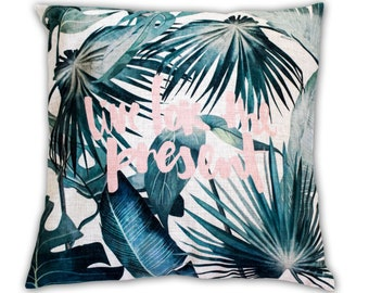 Palm - Pillow Cover