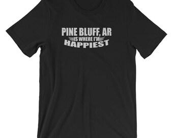 Pine Bluff Arkansas Shirt / Arkansas Shirts for Men / Arkansas Shirts for Women / Pine Bluff AR TShirts / Arkansas Shirts