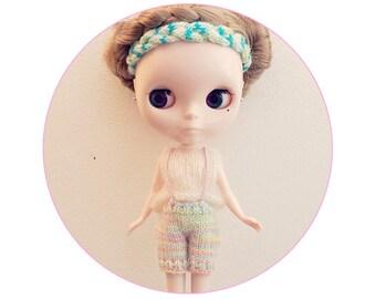 KNIT PATTERN - Blythe Bloomer Shorts