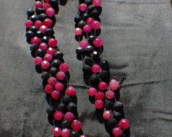 Celluloid necklace