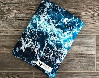 BOOK SLEEVE - Summer - Ocean Waves