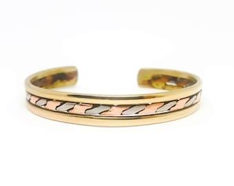 Mixed ethnic bracelet