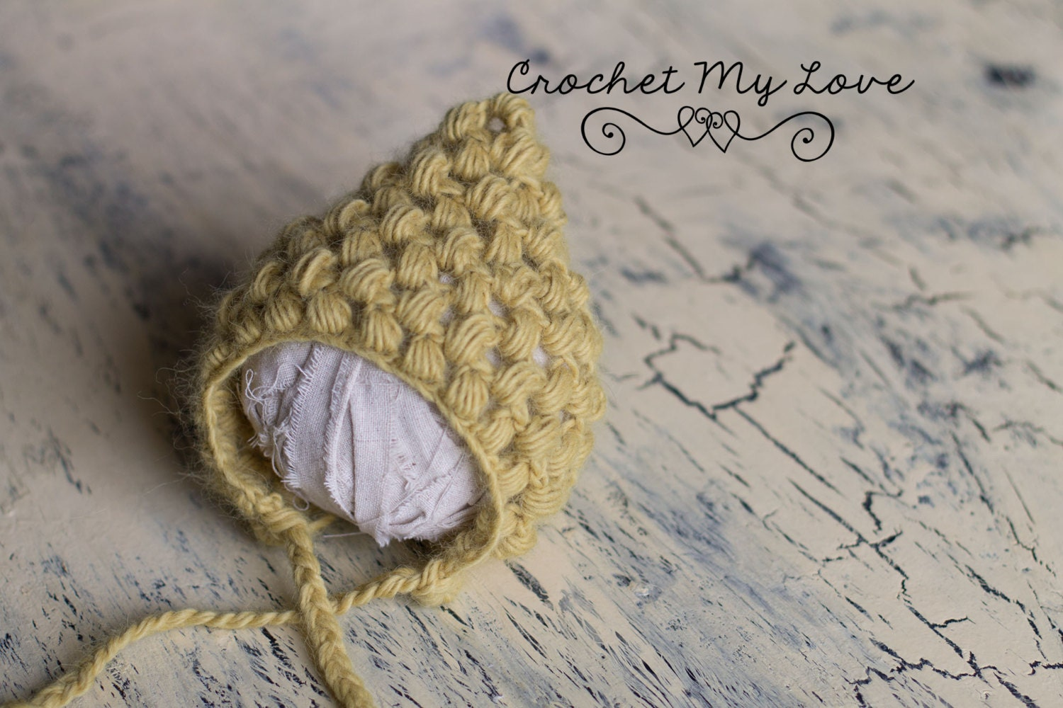 CROCHET PATTERN Puff stitch pixie hat pixie hat pattern