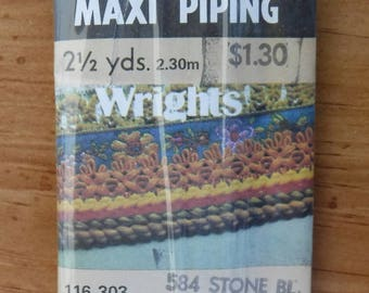 Wrights Stone Blue Maxi Piping