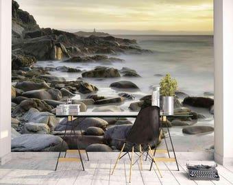 Shoreline Wallpaper Murals - Living Room / Office Wallpaper - Piotr Wróbel Collection