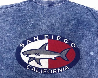 Vintage SAN DIEGO CALIFORNIA T-shirt | big logo