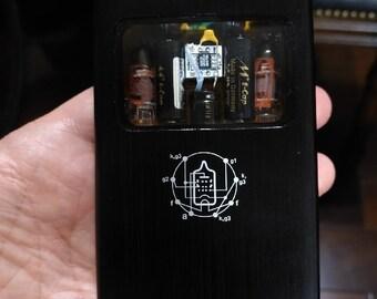 Portable Headphone Tube Amplifier upgrade:
