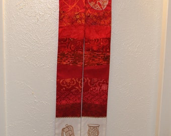 Red Ordination Stole