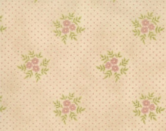 Fat Quater of Moda's Small Floral from Fig and Plum Fig Tree Quilts fabric