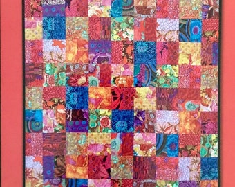 Hot Tamale Quilt Pattern