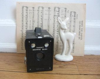 Vintage Camera, Eastman Kodak,Target Brownie