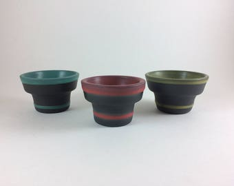 Espresso Cups Set, Ceramic Espresso Cup, Coffee Lovers Gift, Colorful Espresso Cup, Sake Cups, Wedding Gift, Housewarming Gift