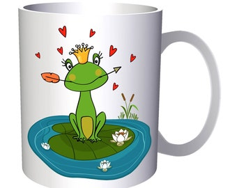 frog princess 11oz Mug v693