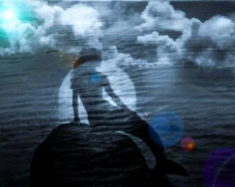 Mermaid in Silhoutte
