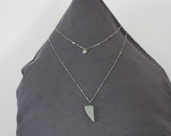 Double necklace Pierond