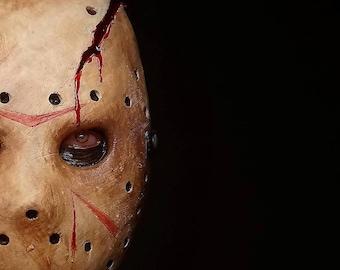 Jason and Jason machete magnets set