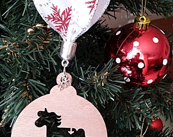 Custom first christmas ornament Personalized christmas ornament Unique christmas gift for baby boy Christmas tree ornament for baby girl