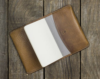 Field Notes Cover, Journal cover, Field Notes Cover, Moleskine Cover, Pocket Notebook, Handcrafted, EDC