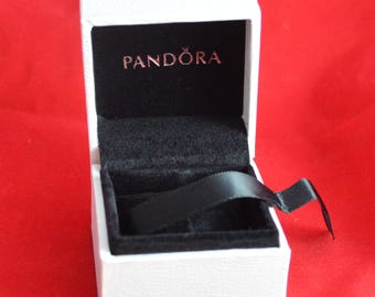Pandora Plush Gift Box for Bead or Earrings