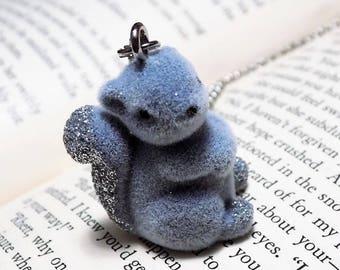 Kawaii Squirrel Necklace