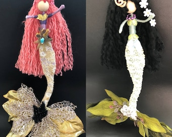 Mermaid Fairy dolls