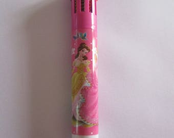 Ballpoint pen, 10 colors, pink