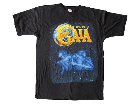 Illusion of Gaia Super Nintendo T-Shirt