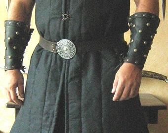 Medieval Celtic Viking Armor Padded Gambeson Sleeveless
