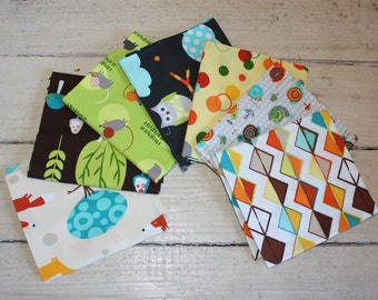 Critters & Creatures Fat Quarter Pack
