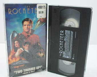 The Rocketeer VHS tape