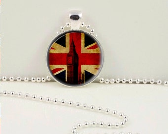 British Love Pendant