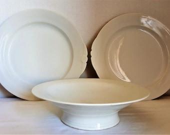3 Vintage Ceramic Dishes