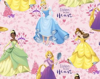 Disney Princess Curtains & Accent Pillows