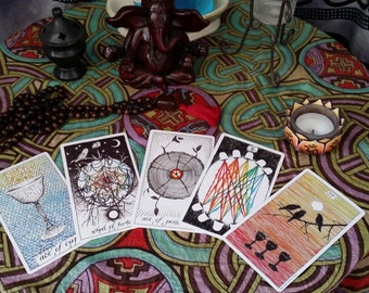 Tarot Card Reading Find Your Soulmate Discover Soul Mate Fortune Telling Spread Perfect Mate Husband Wife