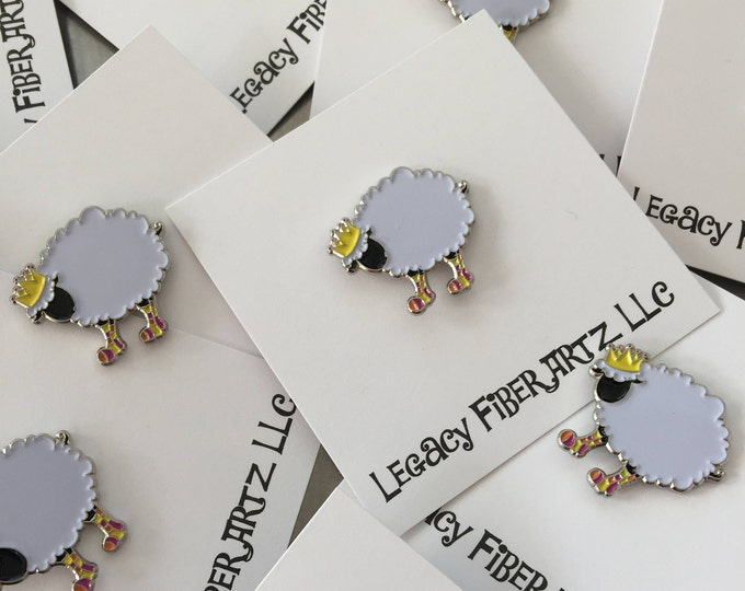 Featured listing image: LegaSHEEP Enamel Pins