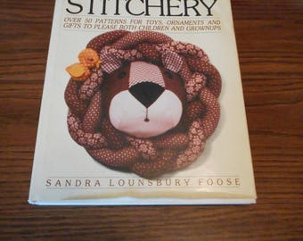 More Scrap Saver's Stitchery Book
