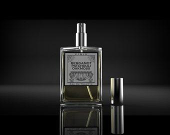 Bergamot Patchouli Oakmoss, EDT, fragrance