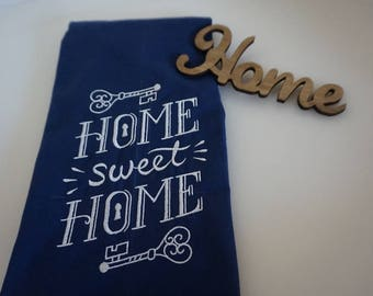 embroidered dish towel , embroidered tea towel, cotton towel, hostess gift, house warming, kitchen towel, best dish towels, cooking