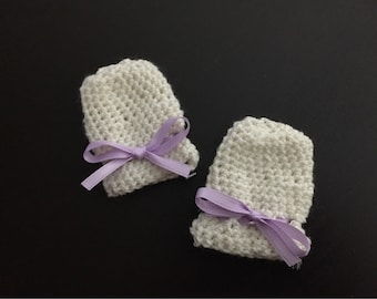 Thumbless Mittens (MADE TO ORDER)