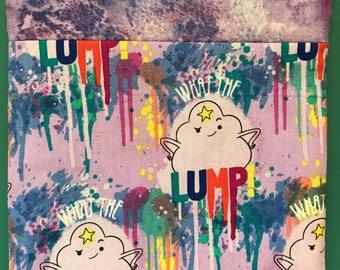 Lumpy Space Princess Zipper Bag