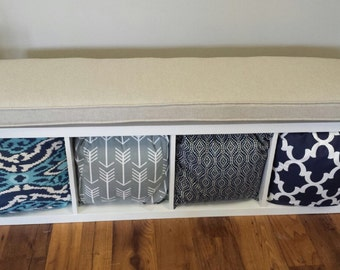 The hearth and home store custom cushions by for Buy ikea gift card with paypal