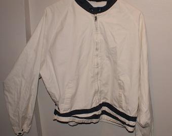 Vintage VTG Champion Cream Light Jacket