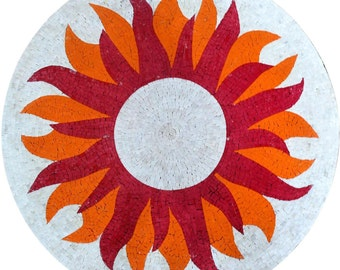 Sun Medallion - Sabella