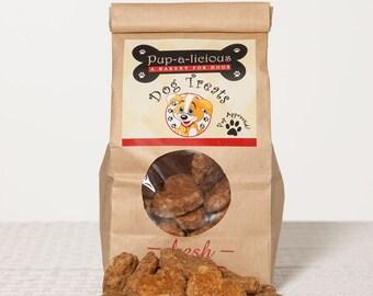 Dog Treats - Peanut Butter Bites